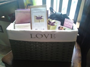 Hearthside Doulas Auction Basket